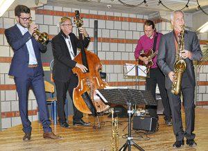 Jazz und Wein ·Ein herausragendes Jazzkonzert in Bornheim