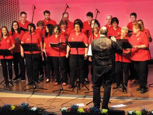 """I like Rhythm"" · Konzert St. Michael-Chor"