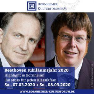 Beethoven Jubiläumsjahr 2020