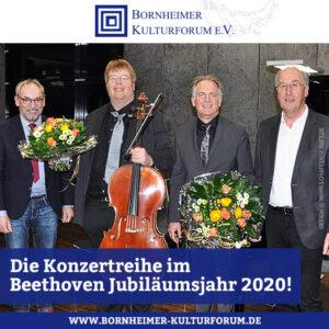 Die Konzertreihe im Beethoven Jubiläumsjahr 2020!